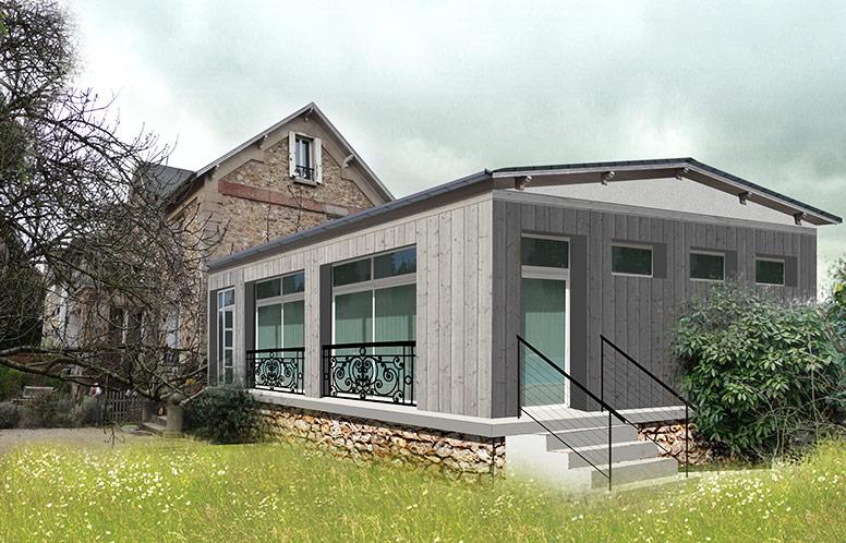 Saint-prix-architect-agrandisssment-meuliere-Artal-paillard-2