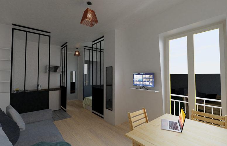 rénovation-appartement-paris-architecture-VUE-3D-architect